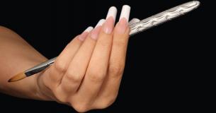 Acrilico Charm Nails